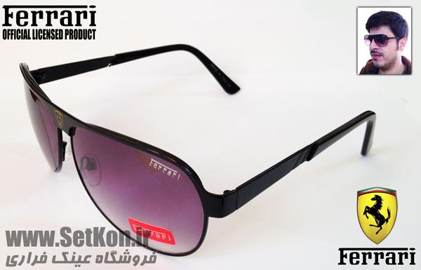 خرید عینک آفتابی فراری اصل